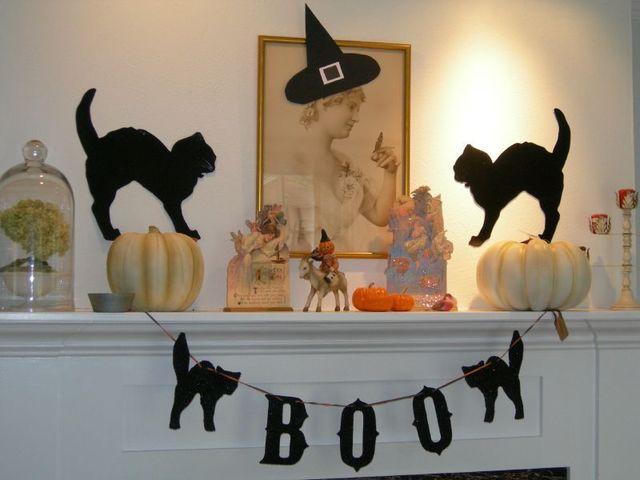 Праздник Хэллоуин своими руками