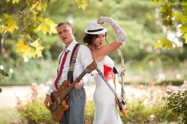 Тематическая свадьба. 5 советов