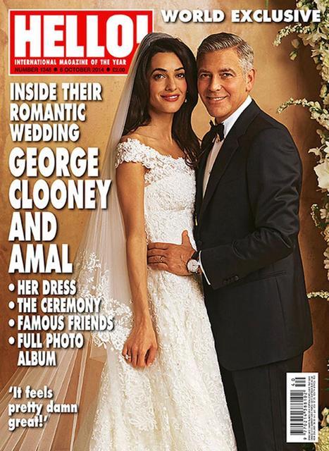Звездные свадьбы 2014 года. Топ 5