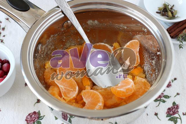 глинтвейн: пошаговый рецепт