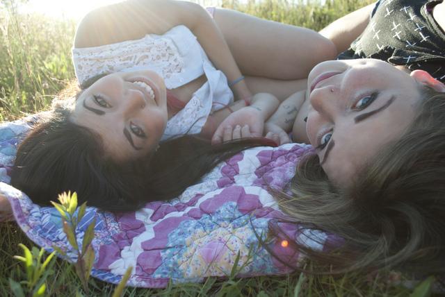Как одеться на пикник: летний образ 2015