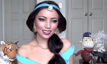 Как стать принцессой? Необыкновенные превращения с помощью макияжа