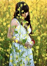 Красота во время беременности: сохраняем привлекательность