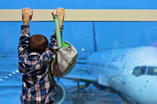 Летим в отпуск всей семьей. Перелет с ребенком