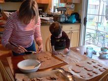 Маме на заметку: дела кухонные. Готовим с детьми