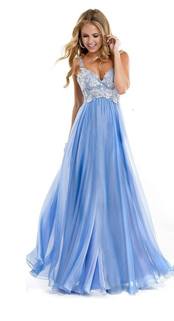 Модное платье на выпускной