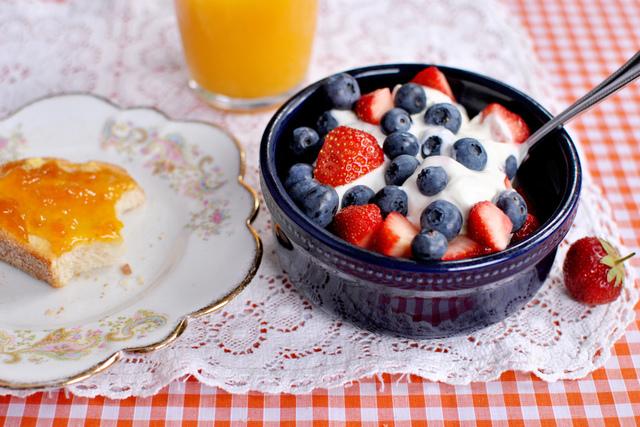Правильный завтрак для здоровья и красоты