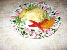 Рыбный рулет с яйцом в духовке