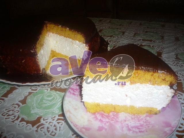 Птичий молоко торт от бабушки эммы видео рецепт