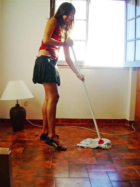 Как полюбить уборку в доме