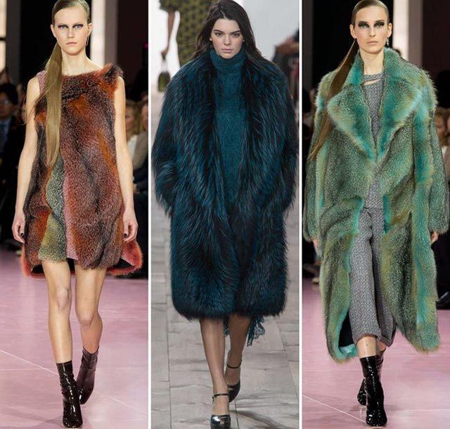 мода 2015 зима  верхняя одежда