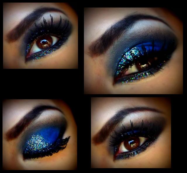 Макияж смоки айс для карих, зеленых, голубых, серых глаз пошагово с видео и фото