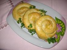 Вертута молдавская с капустой и картошкой